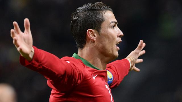 Premier League - Paper Round: Moyes wants Ronaldo at United