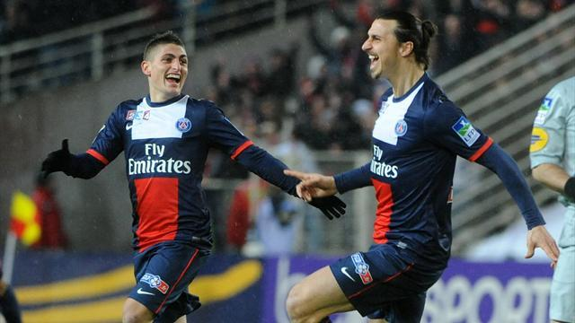 Champions League - Bayer Leverkusen v Paris Saint-Germain: LIVE