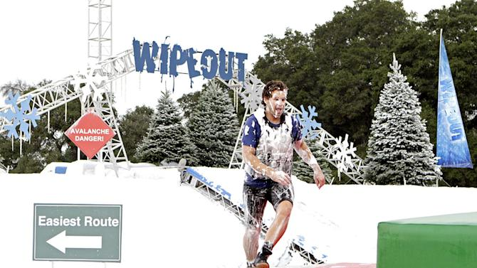 """A scene from """"Wipeout"""""""
