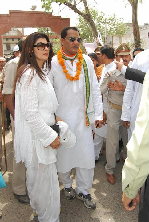 Former Indian cricketer and Congress can