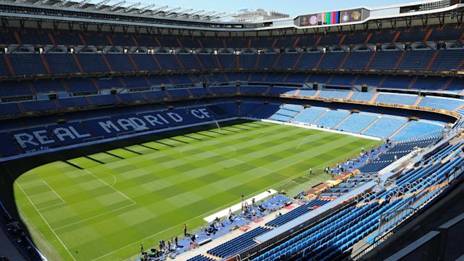 Champions League - UEFA orders Madrid to part-close stadium over racist fan chants