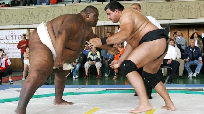 'World's Heaviest Athlete' Now Looking to Slim Down
