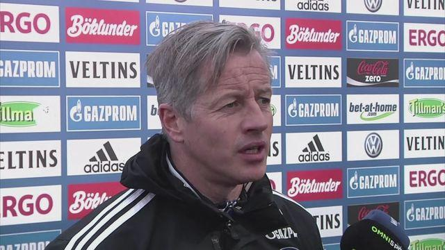 'Real defeat down to team mistakes'- Horst Heldt