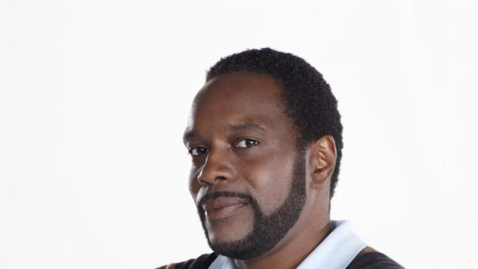 """Chad L. Coleman as """" Gary"""" on """"I Hate My Teenage Daughter."""""""