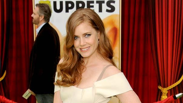 Amy Adams The Muppets
