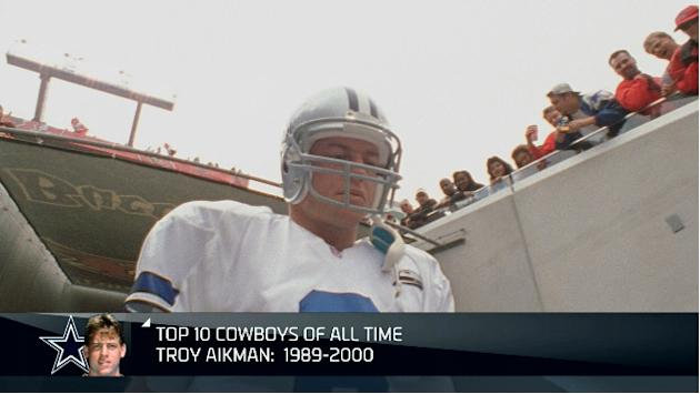 Top 10 Dallas Cowboys of All-time