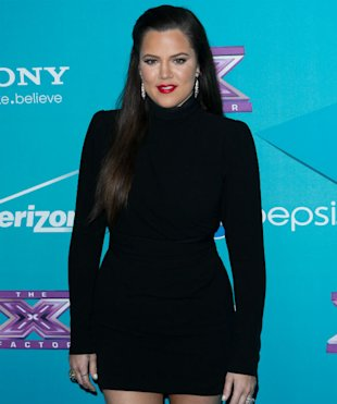 Khloe Kardashian Odom Reveals Her Top X Factor USA Beauty Tips