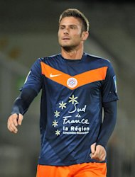 Montpellier claim Arsenal have completed the signing of Olivier Giroud