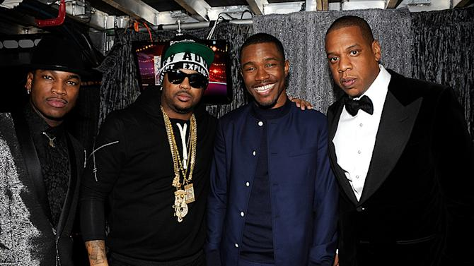 Neyo, The Dream, Frank Ocean, Jay-Z