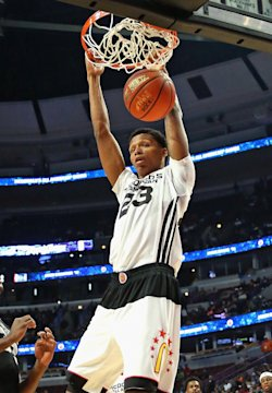 Ivan Rabb will play for Cal next season. (Getty Images)