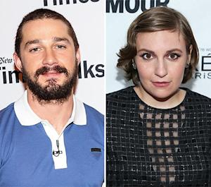Shia LaBeouf, Lena Dunham Argue Over His Skywriting Apology For Plagiarizing