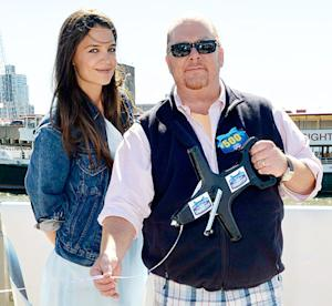 Mario Batali: I'd Love to Cook With Katie Holmes!