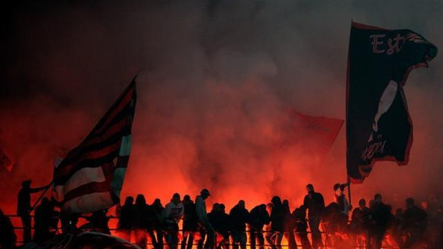 Serie A - Four Italian clubs sanctioned over anti-Naples chanting