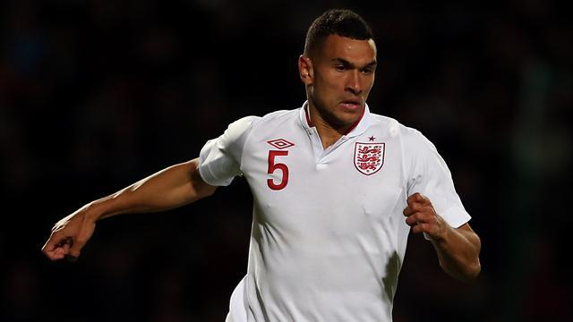 Euro U21 - Serbian police 'charge Caulker and Lees'