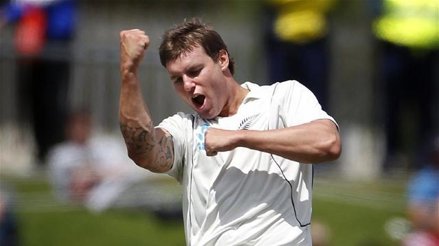 Cricket - New Zealand rest Bracewell for South Africa ODIs