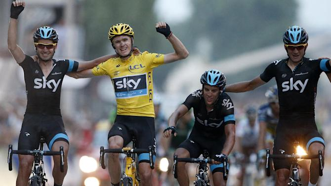 Vuelta a España - Froome seeks lift with Vuelta win