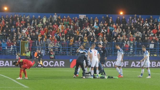 Euro 2016 - Montenegrin fans 'hypocrites and barbarians' - Montenegro chief