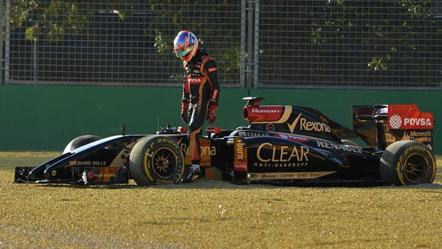 Formula 1 - Lotus, Marussia break F1 curfew in Australia
