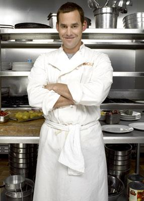 Nicholas Brendon FOX's Kitchen Confidential
