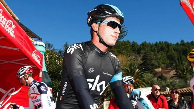 Cycling - Henao wins penultimate Algarve stage to take lead