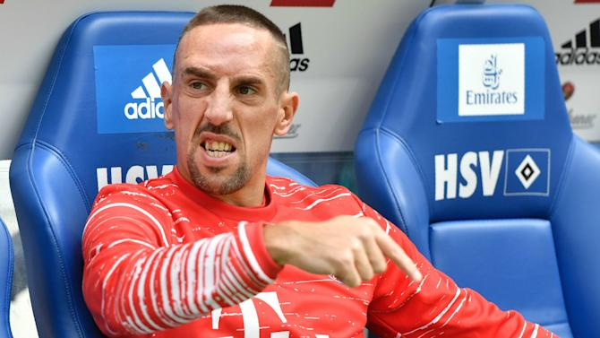Ribery closing in on Bayern Munich return