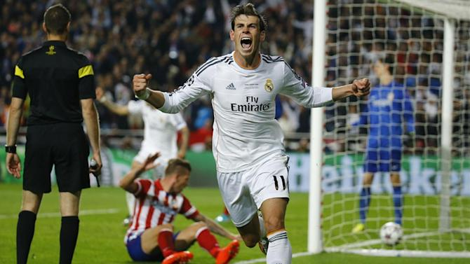 Champions League - Bale delivers as Real outlast Atletico to win La Decima
