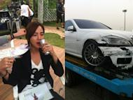 Jang Geun-suk involved in accident