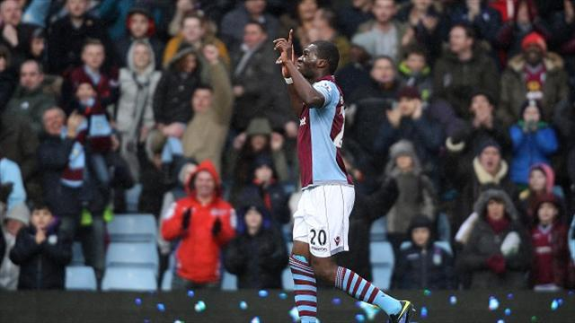 Football - Lambert wants more from Benteke