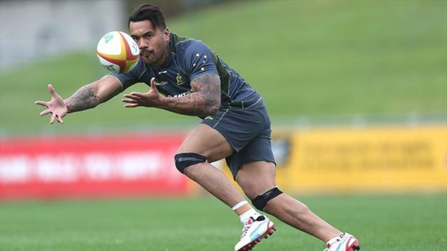Lions Tour - Bad day all round for Ioane