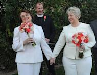 US: Houston Mayor Marries Same-Sex Partner of 23 Years in California