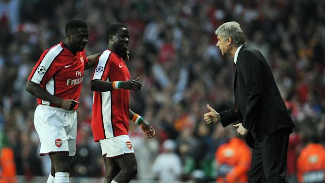 Wenger acknowledges impact of African players on his Arsenal career