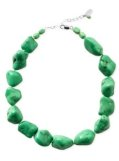 Green chunky necklace from Nordstrom, $45.00.