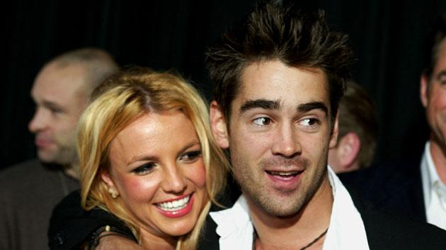 Britney Spears, Colin Farrell