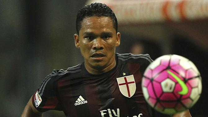 Bacca and Luiz Adriano must do more, says Mihajlovic