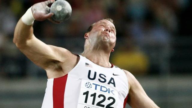 Athletics - Nelson finally takes victory lap for 2004 gold