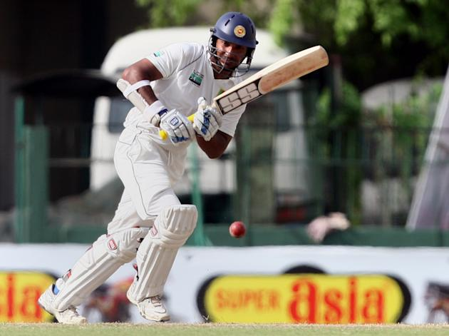 Sri Lanka v Pakistan Second Test - Day Four