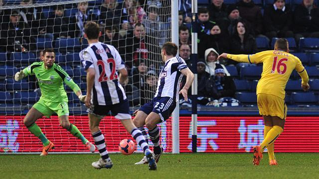 FA Cup - Palace dispose of managerless West Brom