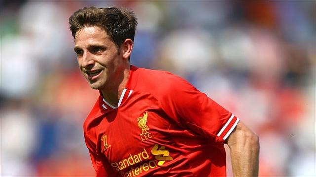 Football - Allen sees the strength in Anfield