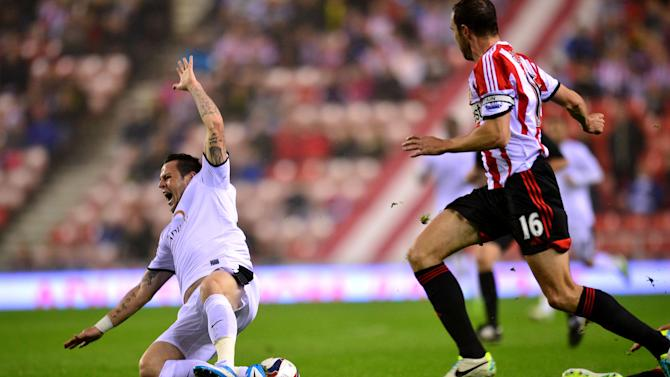 Soccer - Capital One Cup - Third Round - Sunderland v Peterborough United - Stadium of Light
