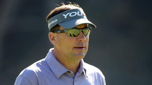 Golf - Riviera no pain in the neck for charging Jobe