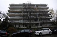 General view of an apartment building in Munich November 10, 2013, where it is believed that German customs discovered missing artworks. REUTERS/Michael Dalder