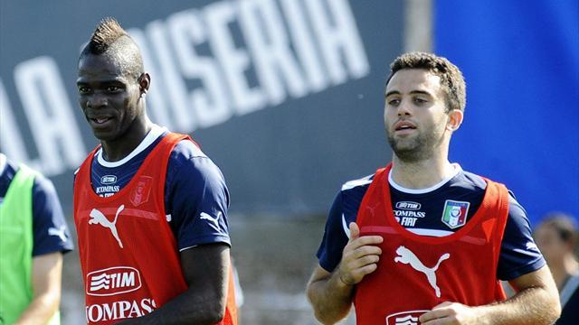 Serie A - Prandelli: Rossi and Balotelli are Italy's ideal pair