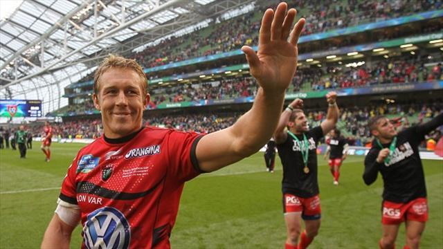 European Cup - Wilkinson named European Player of the Year