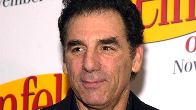 'Seinfeld' Star Michael Richards Returns to TV