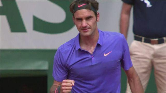 Federer, Sharapova and Stosur through in France
