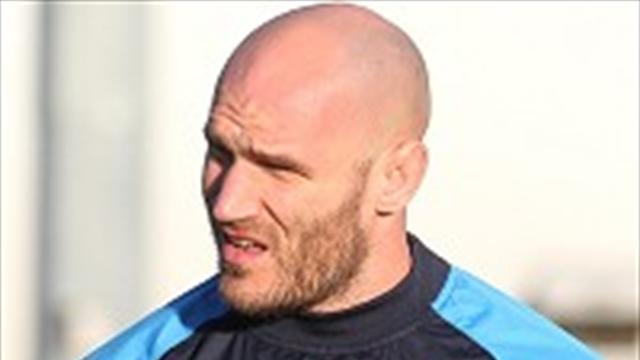 Rugby - Strokosch could return from injury