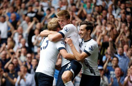 Tottenham Hotspur v Stoke City - Barclays Premier League