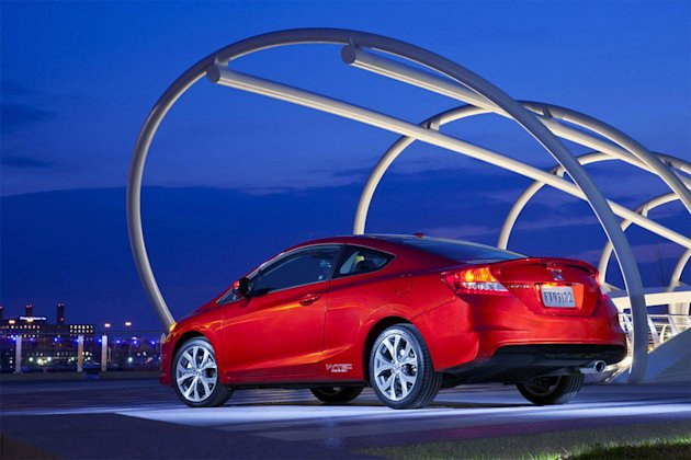 The redesigned 2012 Honda Civic suffered from numb driving dynamics and a downgraded interior.