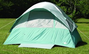 Texsport Cool Canyon Square 2-Person Dome Tent