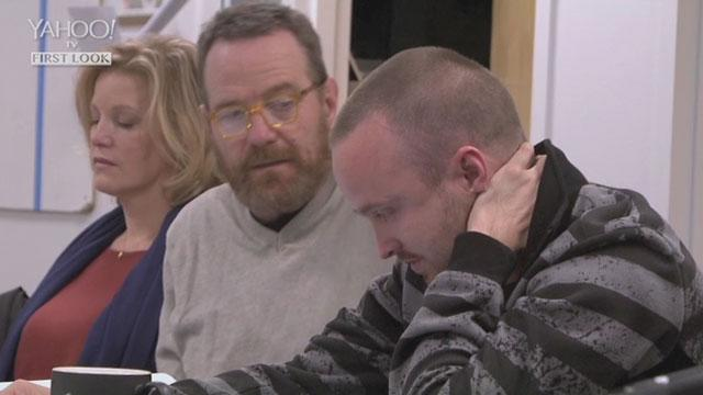 Exclusive: Watch a 'Breaking Bad' Table Read